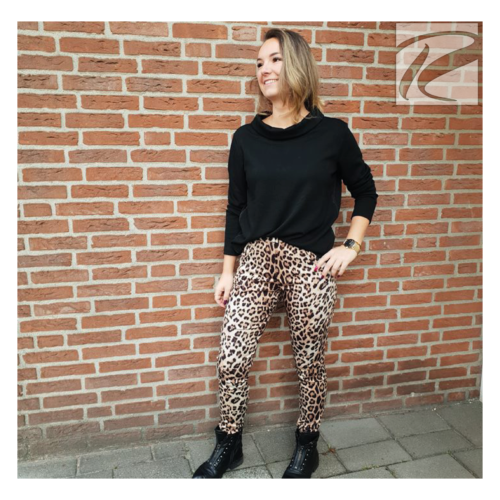 9-11 five units leopard broek