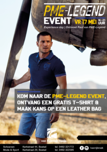 PME LEGEND EVENT