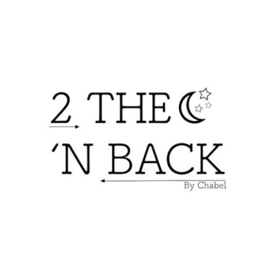 2 the moon 'n back