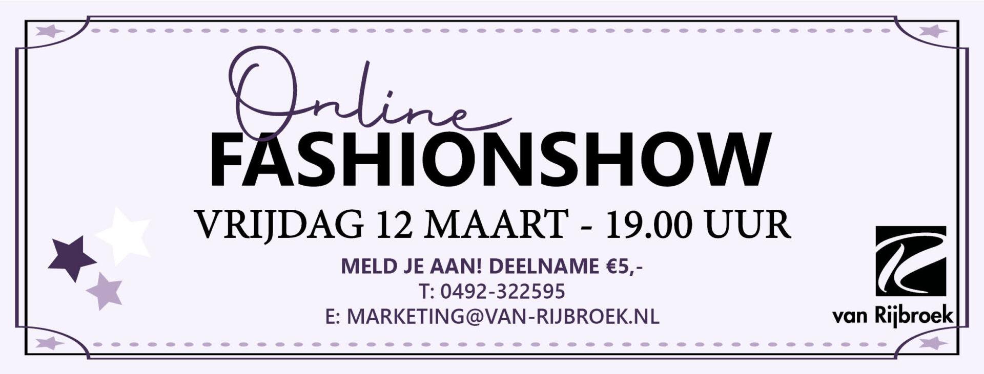 Online Fashionshow