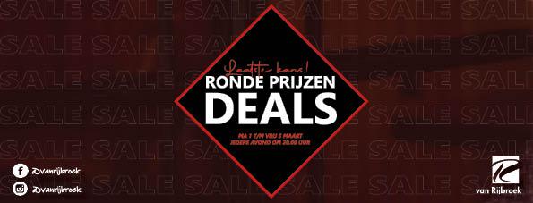 ronde prijzen deals