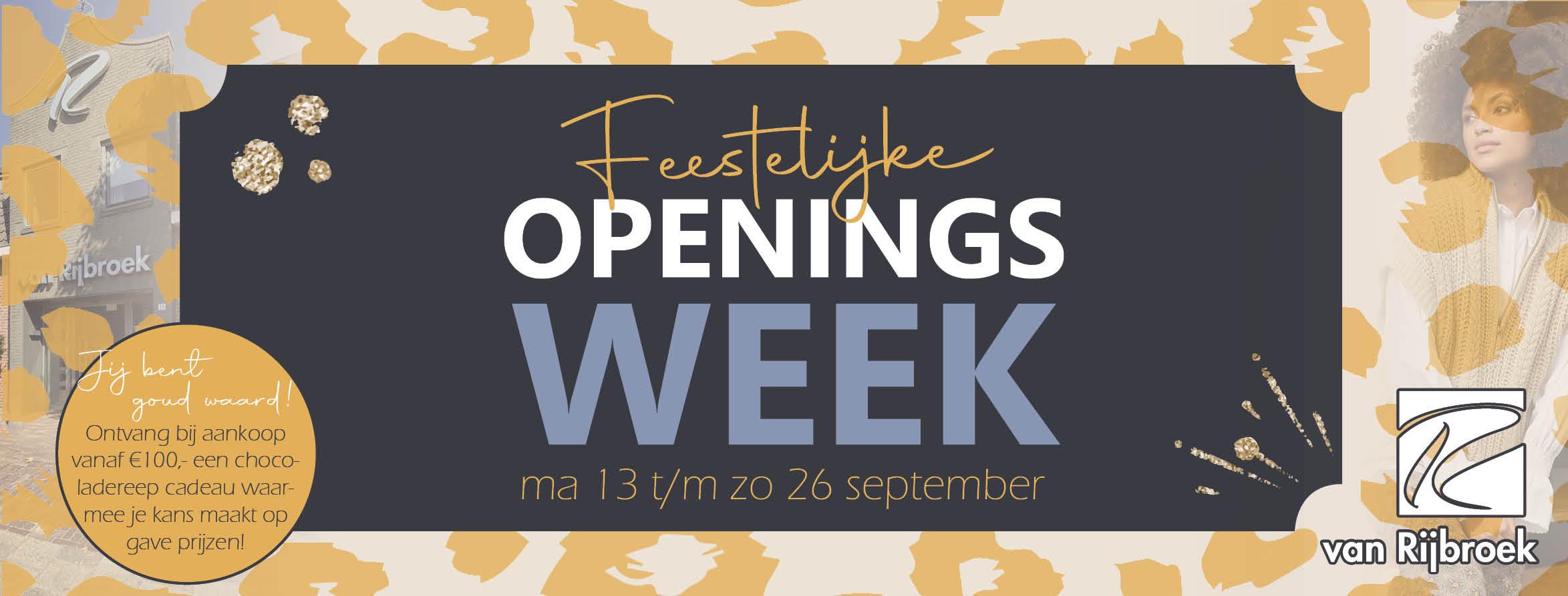 Openingsweek